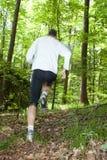 тропка бегунка Стоковая Фотография RF