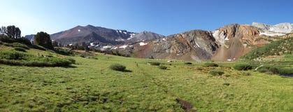 тропка горы Стоковая Фотография RF