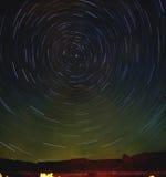 тропка звезды Стоковое фото RF