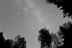 Тропка звезды Стоковые Изображения RF