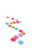 тропка конфеты Стоковое Изображение