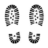 тропка ноги Стоковая Фотография RF