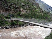 тропка Перу inca Стоковое Изображение