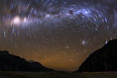 Тропки звезды Стоковые Изображения RF