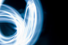тропки света Стоковое фото RF