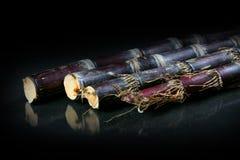 тростниковый сахар Стоковое Изображение