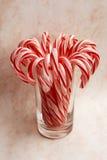 тросточка конфеты букета Стоковая Фотография
