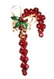 тросточка конфеты колоколов Стоковая Фотография