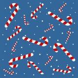 тросточка конфеты предпосылки бесплатная иллюстрация