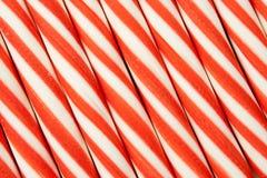 тросточка конфеты предпосылки Стоковые Фото