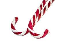 Тросточка конфеты 2 Стоковая Фотография