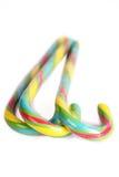 Тросточки конфеты стоковая фотография