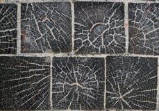 тротуар деревянный Стоковое Изображение RF