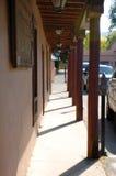 тротуар самана Стоковое Изображение