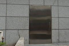 Тротуар стеной улицы Стоковое Изображение RF