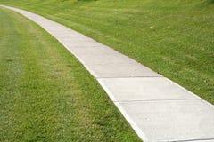 тротуар Стоковое фото RF