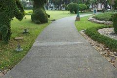Тротуар Стоковая Фотография