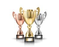 Трофеи стоковая фотография rf