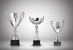 Трофеи стоковые изображения