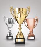 трофеи стоковые фото