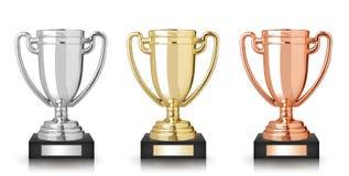 трофеи стоковое фото
