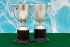 трофеи стоковое изображение