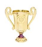 Трофей золота Стоковое фото RF