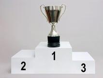 трофей чашки Стоковые Изображения RF