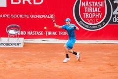 Трофей 2015 BRD Nastase Tiriac - квалификация Стоковое Фото