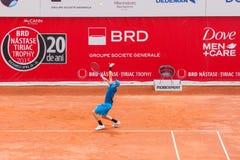 Трофей 2015 BRD Nastase Tiriac - квалификация Стоковая Фотография