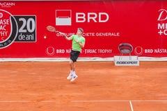 Трофей 2015 BRD Nastase Tiriac - квалификация Стоковое Изображение