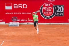 Трофей 2015 BRD Nastase Tiriac - квалификация Стоковые Фото