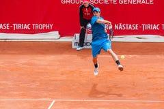 Трофей 2015 BRD Nastase Tiriac - квалификация Стоковые Фотографии RF