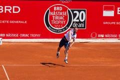 Трофей 2015 BRD Nastase Tiriac - квалификация Стоковая Фотография RF