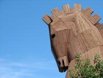 троянец лошади Стоковые Изображения RF