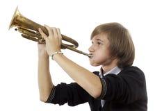 трубач Стоковые Изображения