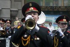 трубач Стоковое Фото