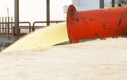 Труба канализации Стоковое Изображение RF