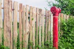 труба Огн-воды Стоковая Фотография