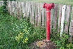 труба Огн-воды Стоковые Изображения