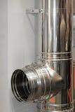 Труба печной трубы Стоковая Фотография RF