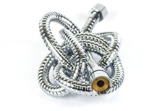 Труба шланга металла Стоковые Изображения RF