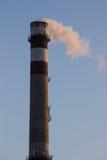 Труба дыма фабрики Стоковое фото RF