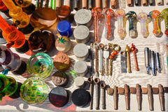 Труба для куря травы Стоковые Фото