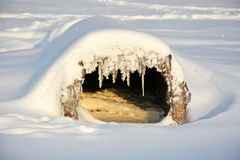 Труба Beton Стоковая Фотография RF