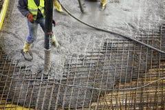 Труба Concrete_pump стоковые изображения rf