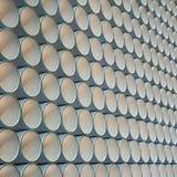 Трубка бумаги цилиндра стоковое фото