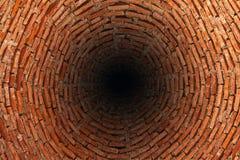 Трубка красных кирпичей Стоковое Изображение RF