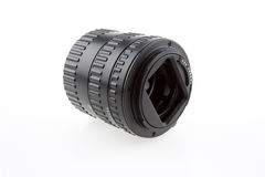 Трубка расширения макроса кольца Стоковая Фотография