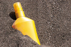 Трубка с предохранением от солнца Стоковая Фотография RF